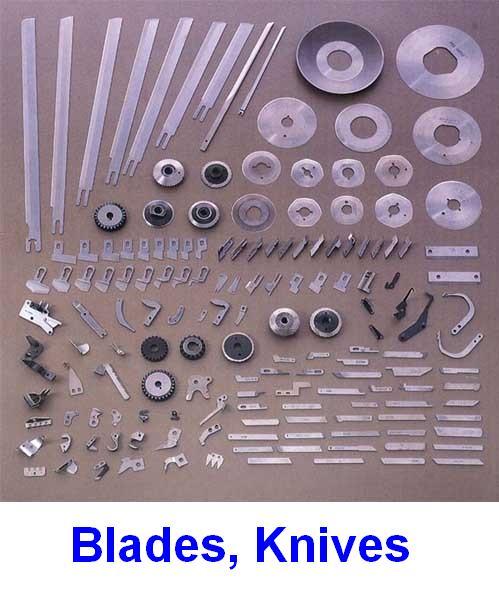 各式裁刀, 圓刀, 裁剪零件(各式縫紉機品牌)各式裁刀 ...