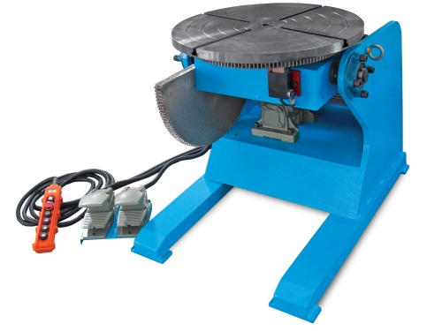 Asia Machinery.net - Welding Rotary Table/Positioning Device - CHUNLIN MACHINE TOOLS, INC.