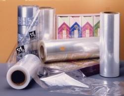 收縮膜 (PVC, POF, PE, PLA, PET) - 谷源塑膠股份有限公司