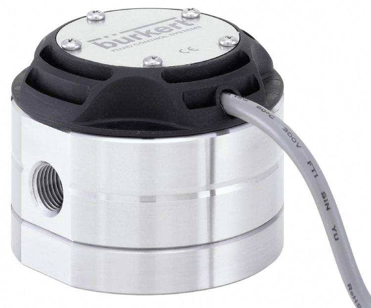 burkert batch controller 8025 manual