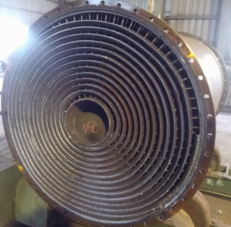 Asia machinery spiral plate heat exchanger co
