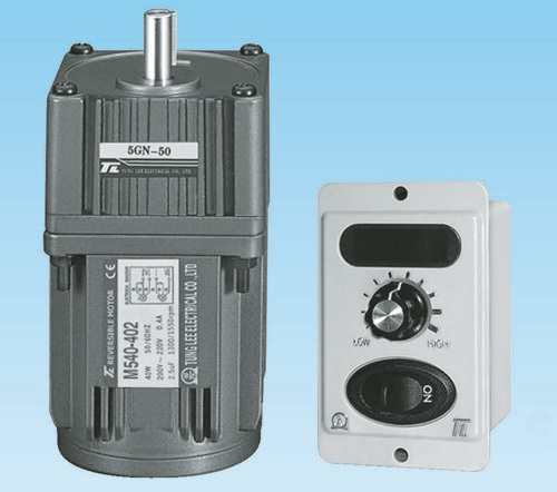 Asia stepless variable speed control motor for Variable speed control electric motor