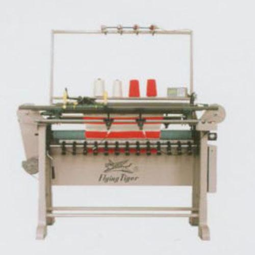 ... 機械網 - 半自動程式控制橫編織機腳架 - 盛美機械