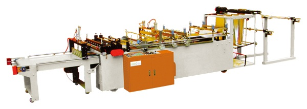 bubble envelope making machine