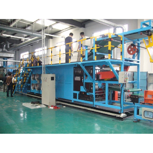 rubber st making machine